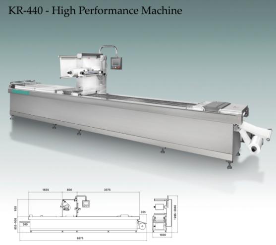 KR-440-High Performance Machine