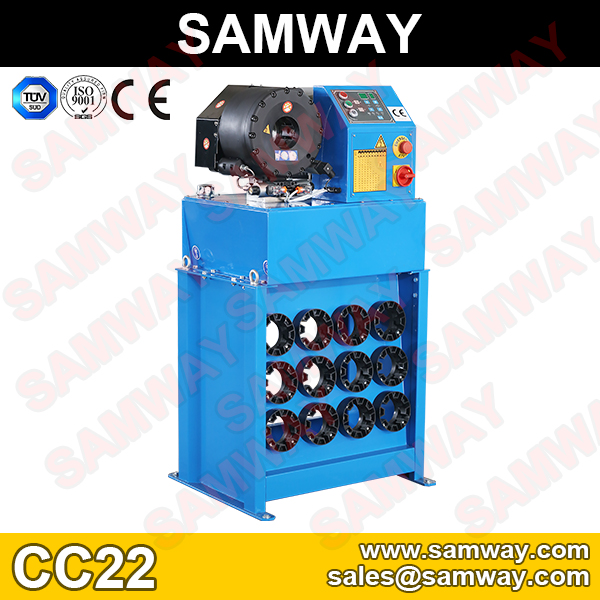 Samway CC22 Hydraulic Hose Crimping Machine