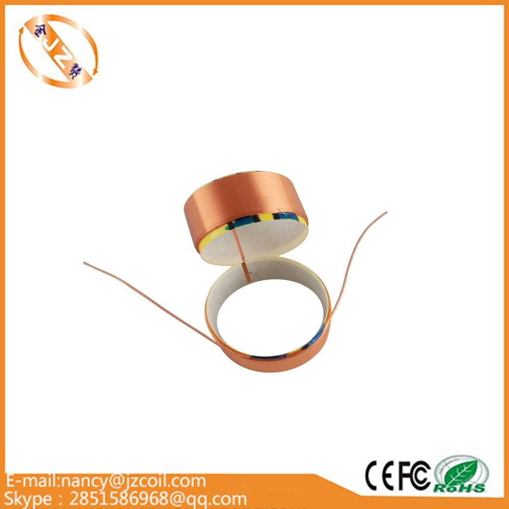 Kapton voice coil flat wire voice coil factory supply