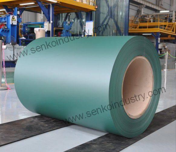 Resin Coated Green Chalkboard Surface Steel