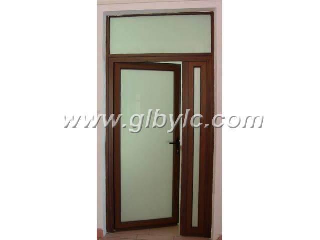 aluminum french doors