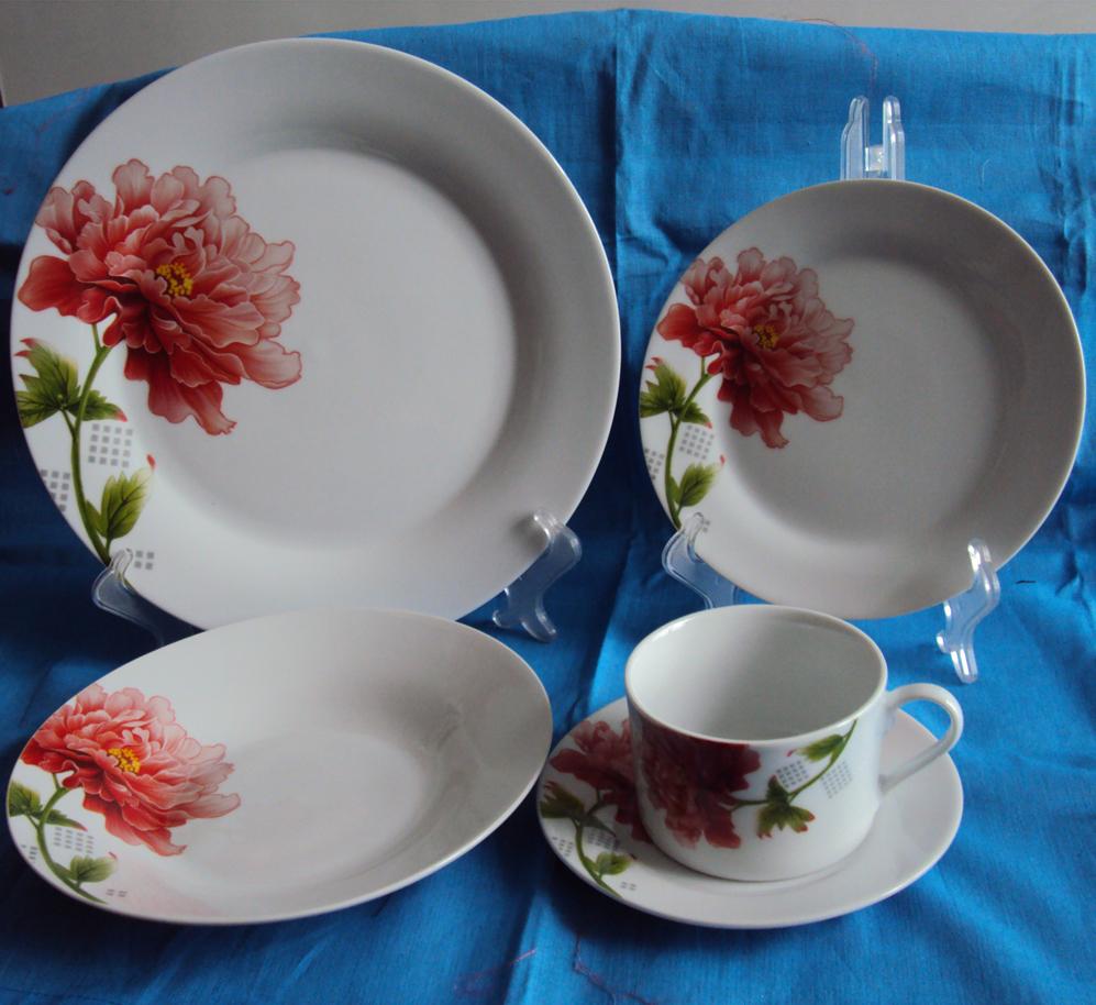 hot selling porcelain dinner set