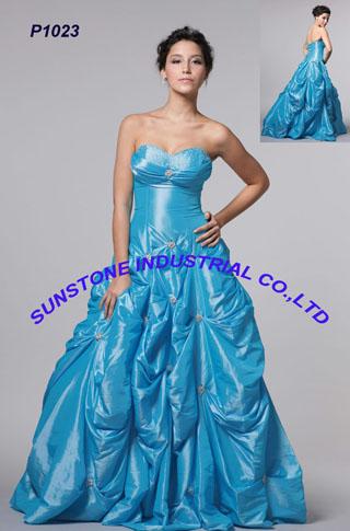 Prom dress --P1023