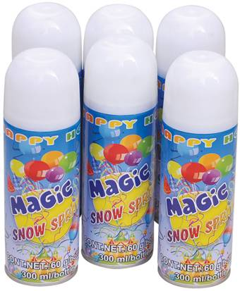 snow spray with good quality