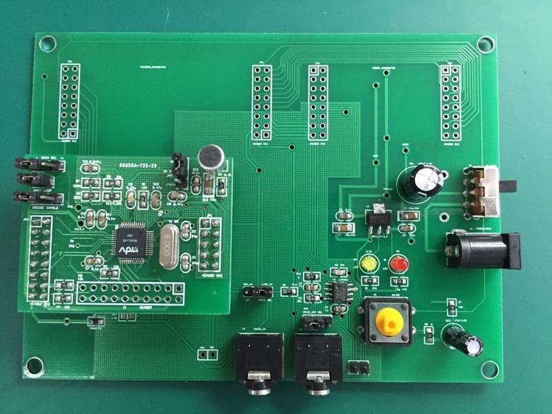 MA2400-P2-V1 Demo Board