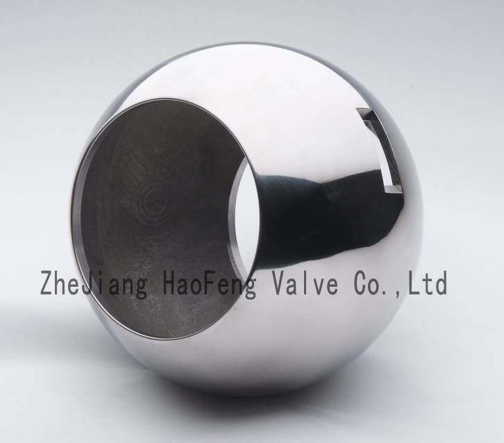 Steel Plate Ball for Ball Valve