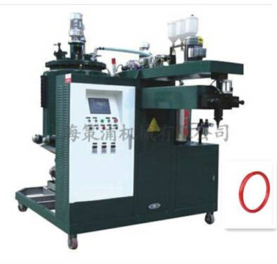 PU Sealing Casting Machine