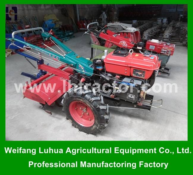 2015 New design machinery of 8hp walking tractor