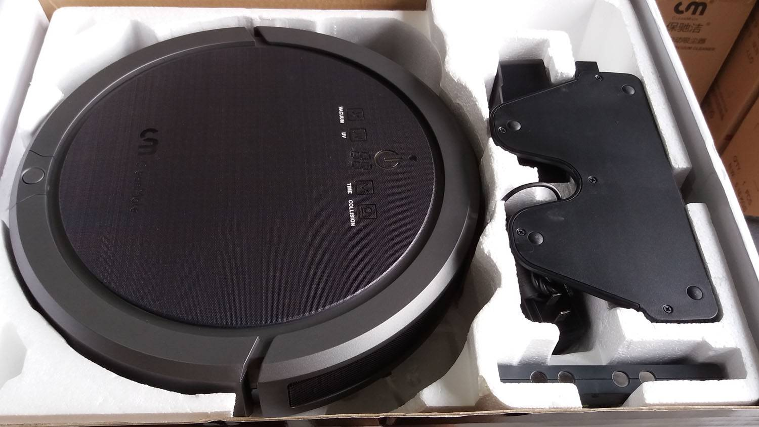 Hot Seller,Robotic Vacuum Cleaner,Auto Rechargeable with Remote Control