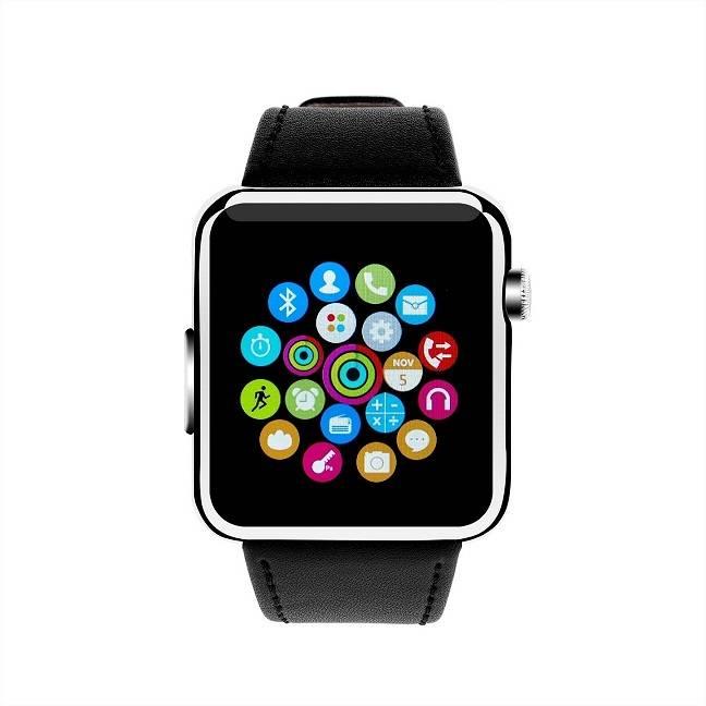 new design fashion bluetooth smart watch