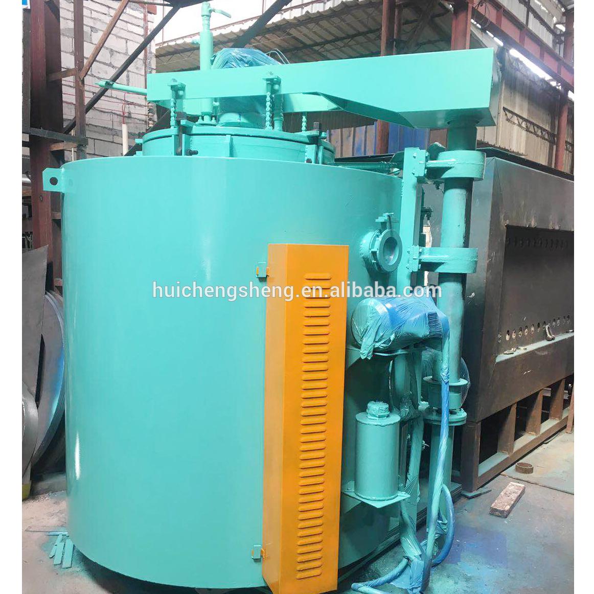 Industrial Pit / Well Type Heat Treatment Die Steel Vacuum Gas Nitriding Furnace