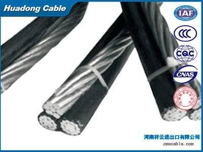 China Service Drop Cable,ABC(AERIAL BUNDLE CABLE) Cable,Overhead Cable