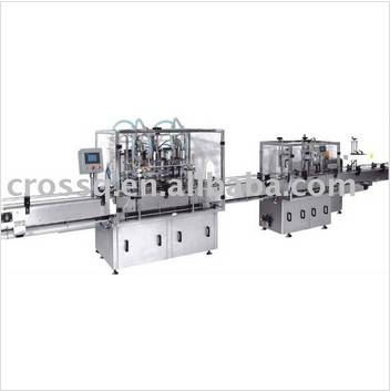 The most valuable Full Automatic Liquid Filling Line