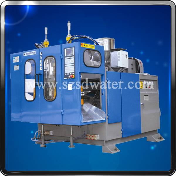 Automatic plastic bottle extrusion blower machine SD-60-DY-P