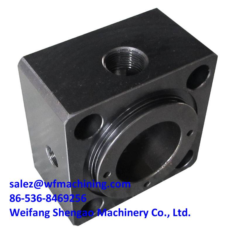 OEM Machining Oil Cylinder Head-R with Precision Technology