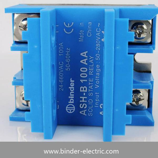 High voltage ASH-B 80AA,ASH-B 40AA,ASH-B 30AA Single phase AC to AC solid state relay