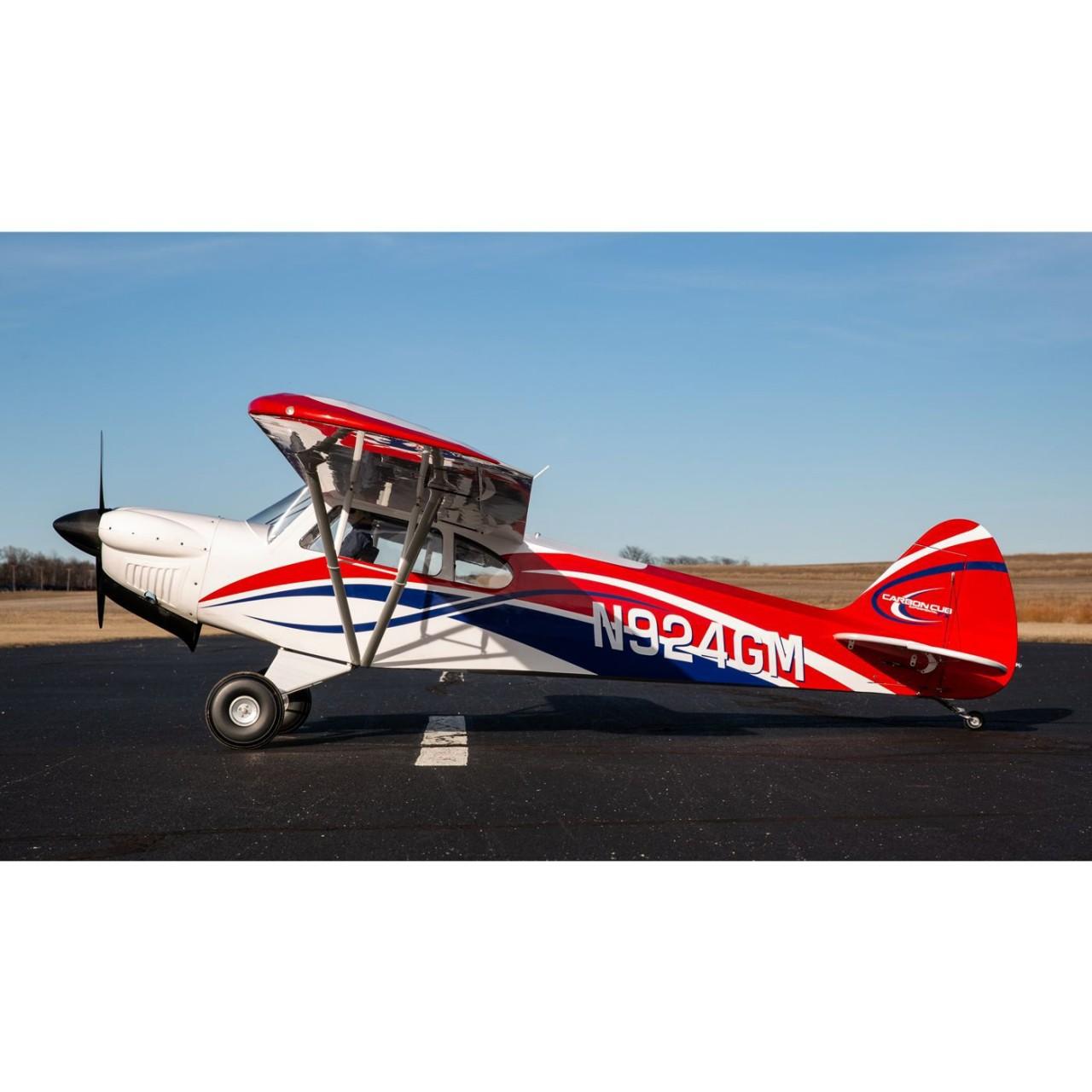 Hangar 9 CubCrafters Carbon Cub FX-3 100-200cc ARF with DLE222 222cc HAN5280CDLE222