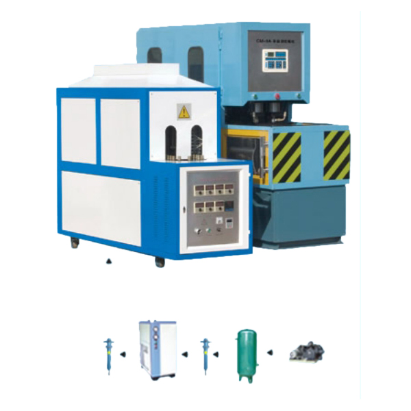 Professional supply 3-5L Pet Bottle Blow Molding Machine