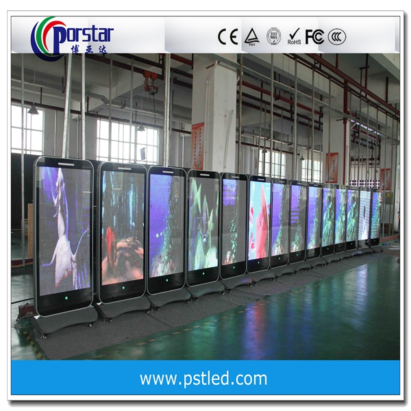 LED Advertising player