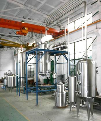 Thermal recycling extraction units