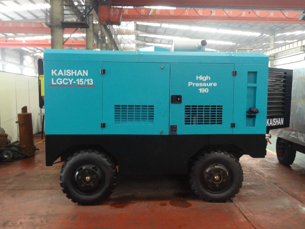 Easy Operation Machine Silent Air Compressor LGCY 15/13