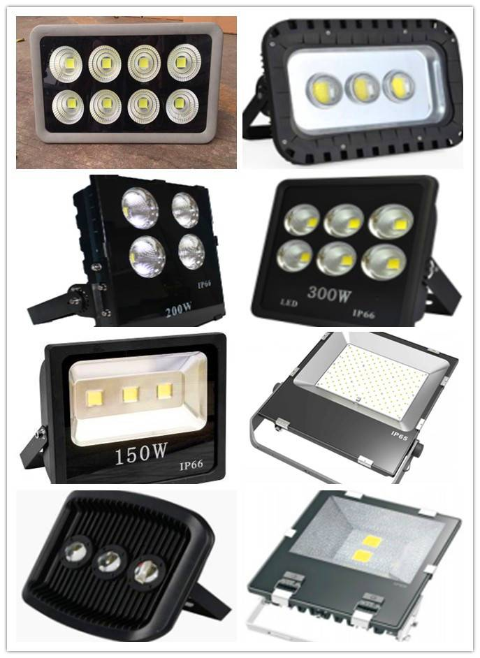 Outdoor projector IP65 COB led flood light 10w to 1000w