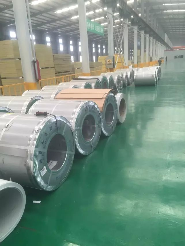 1.50mm hot dipped galvalume steel coil