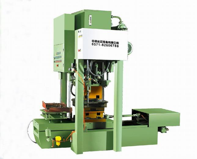 Mould Pressing Tile Machine