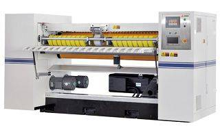 Automatic Spiral-knife Cutoff (Corrugated Paper Board Cardboard Carton Production Line)