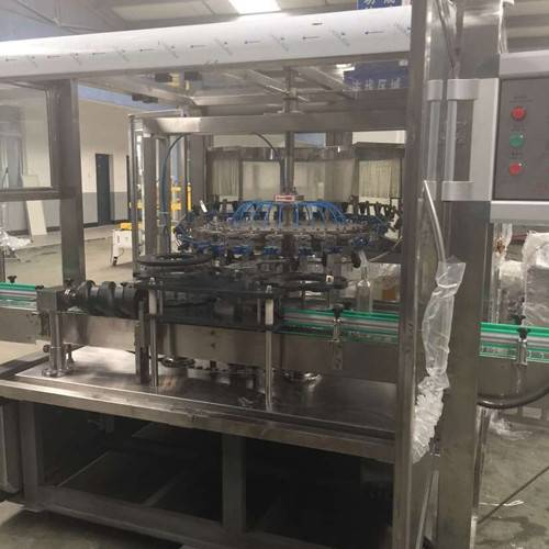 Tom olive oil washing -filling -capping- labeling production line