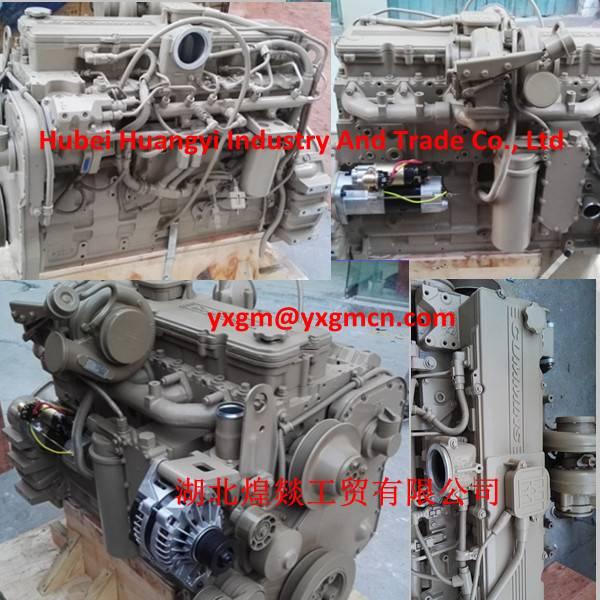 cummins engine cummins QSL8.9 diesel engine for sale