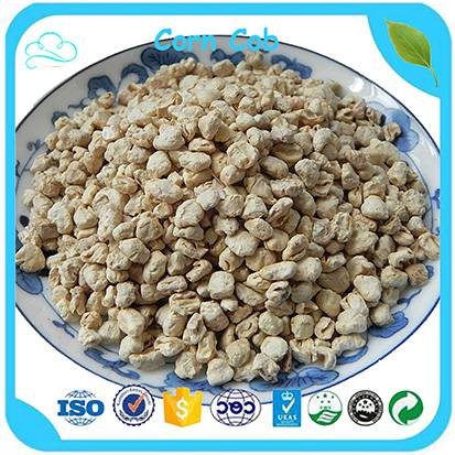 Professional Manufacturer Supply Corn Cob For Animal Feed And Mushroom Bedding