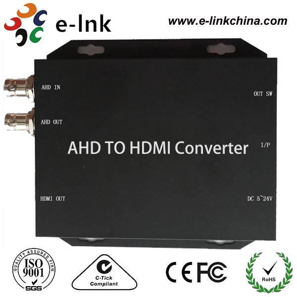HDCVI to HDMI Converter/HDTVI to HDMI Converter/AHD to HDMI Converter
