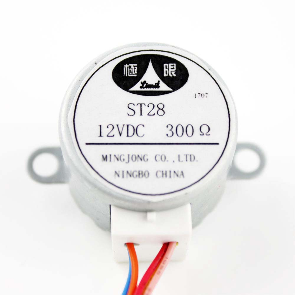 4 Phases DC Stepper Motor Use for IP Cam