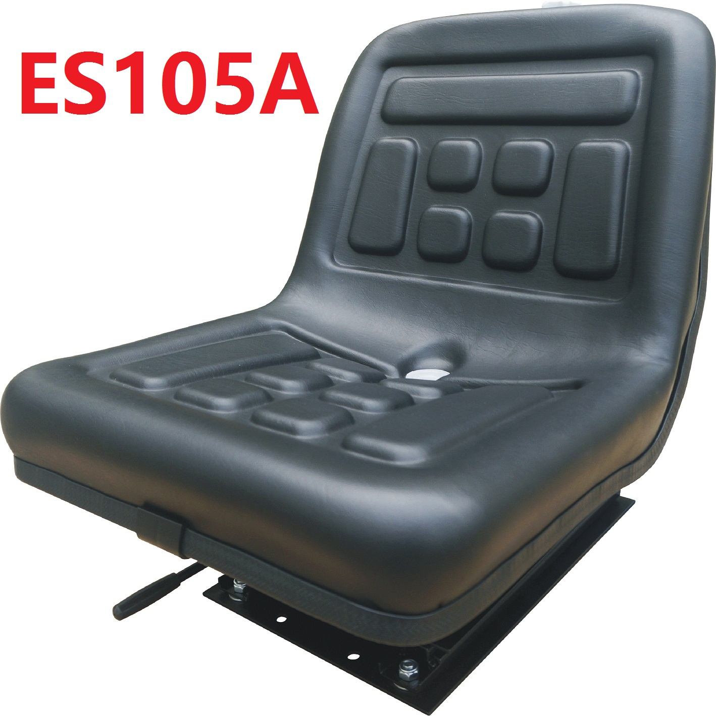 ES105A Durable Universal Suspension Replacement Sweeper Farming Agricultural Tractor Mower Seat