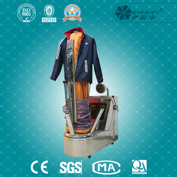 Automatic portrait dummy ironing machine for clothes