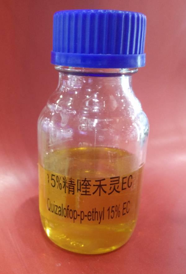 Herbicide  Quizalofop-p-ethyl  15%, 5%, 10%, 12.5%EC