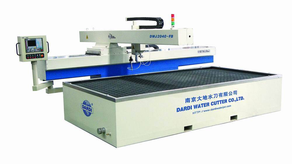 Waterjet Machine Flying Arm CNC Cutting Table (DWJ2040-FB)