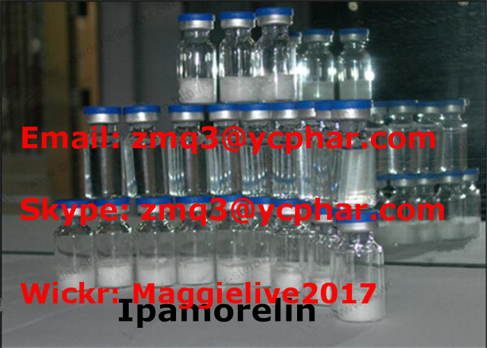 Human Growth Hormone Anti Aging Peptide Ipamorelin CJC-1295 Weight Loss