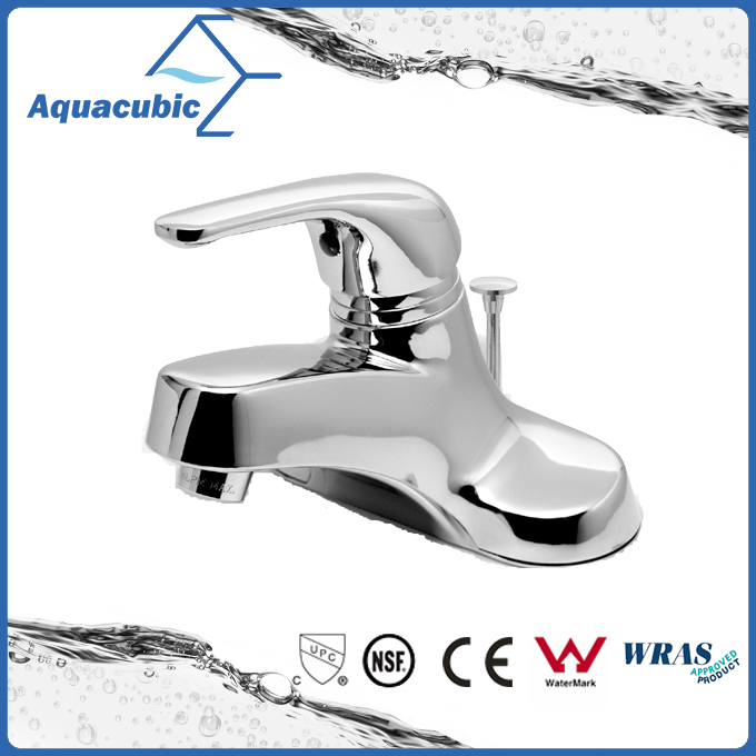 Single handle widespread upc kitchen faucet(AF0104-6)