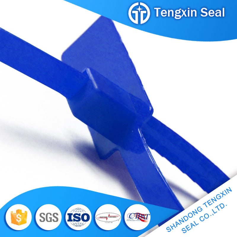 TX-PS104 Hot selling Security strip pull tight seal plastic seals