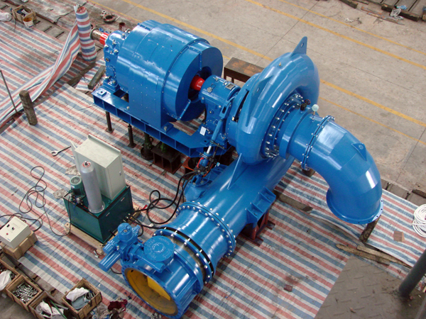 Water Turbine/SHPP/Hydro Power