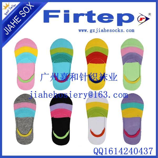 Men cotton sport low cut invisible socks manufactory