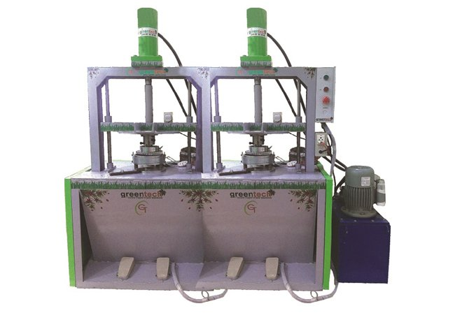 Paper Plate Machine Manufactures