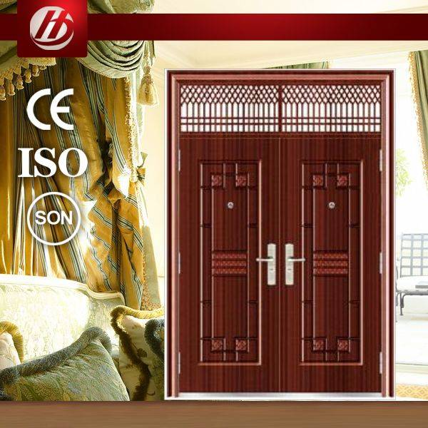 steel entry doors with glass