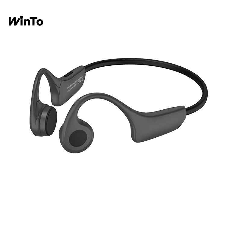 Open Ear Sports Headphone Bone Conduction headset with 8g Memory card