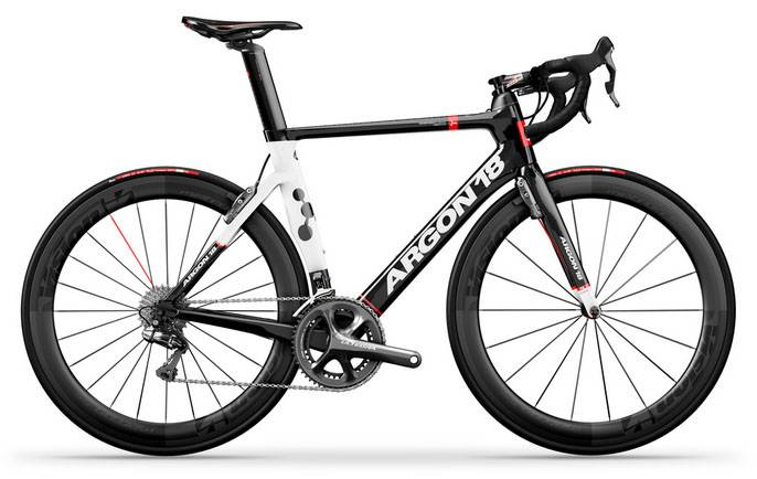 2016 Argon 18 Nitrogen Ultegra Road Bike