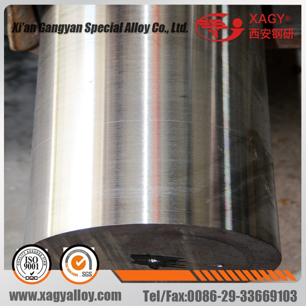 Soft Magnetic Alloys with High Staturation Magnetic Induction 1j22 (FeCo49V2)