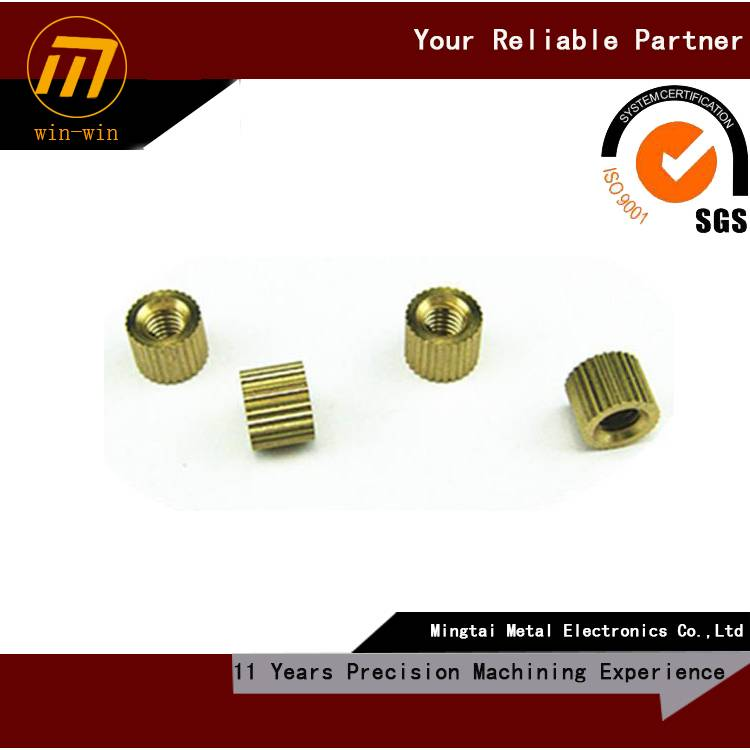 Custom CNC Screw Machined Parts
