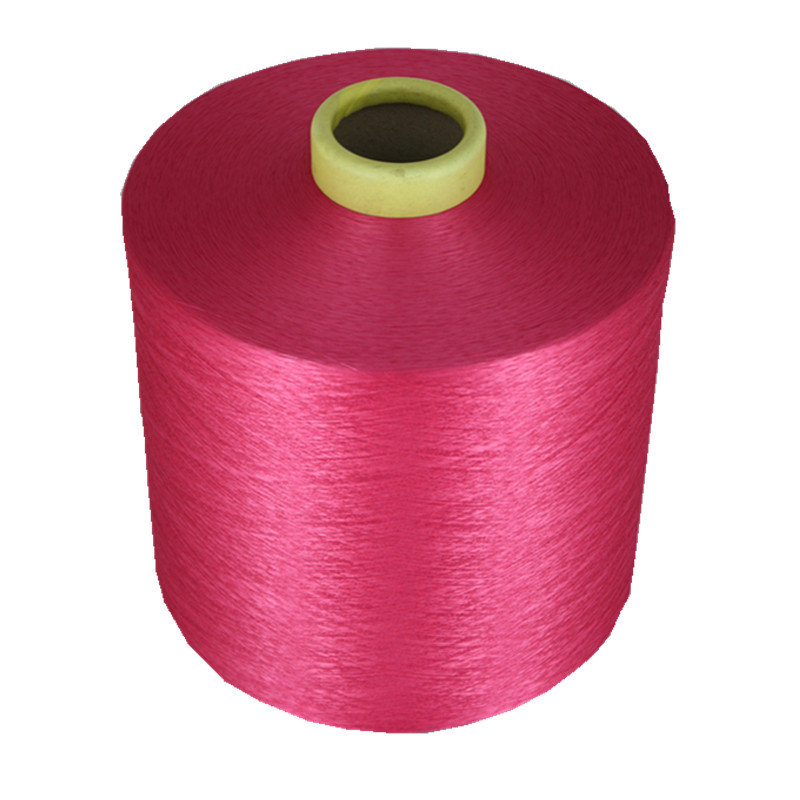 colored dty polyester yarn